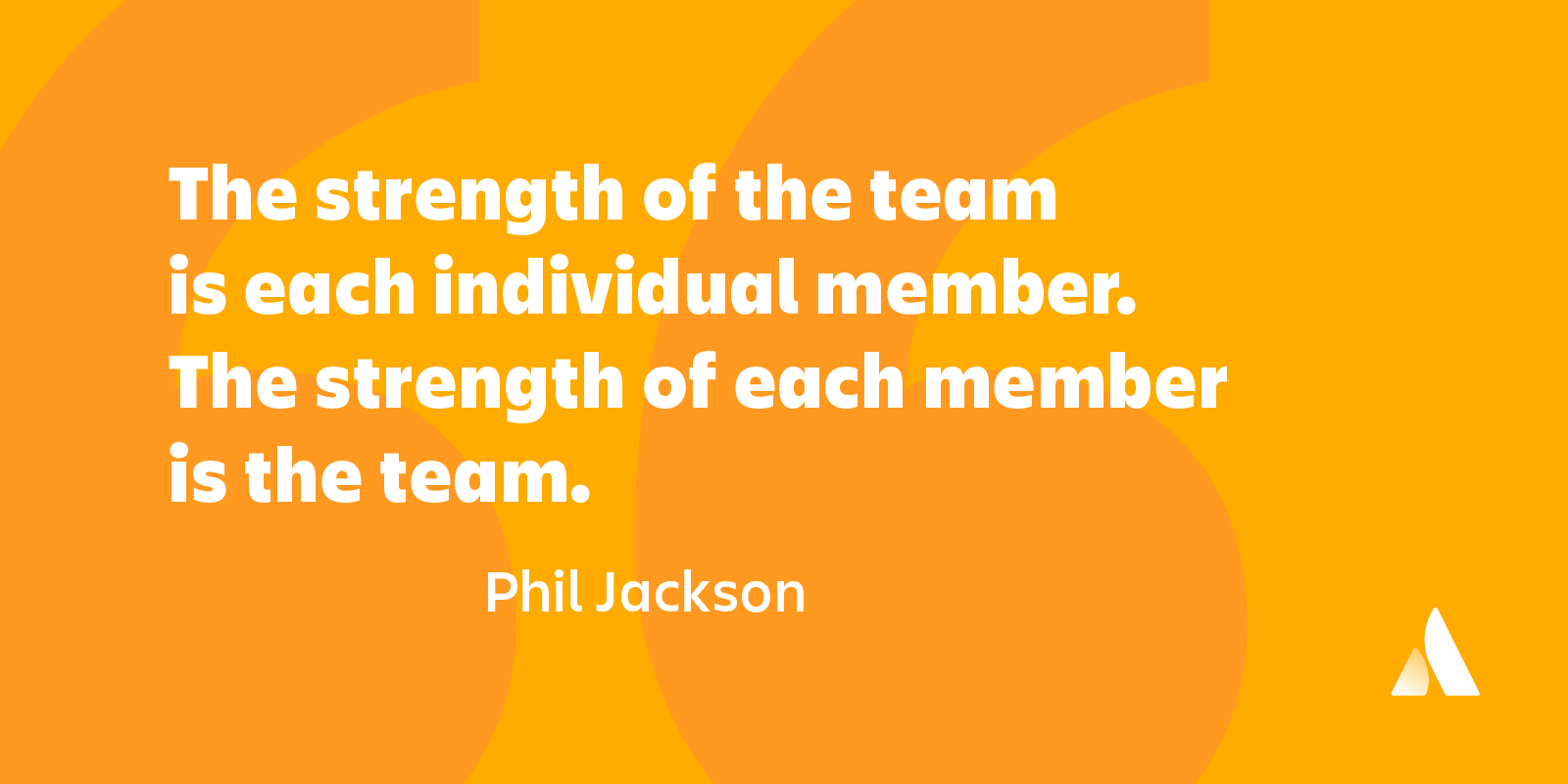 Team Quotes 18 non corny teamwork quotes you'll actually like   Atlassian Blog Team Quotes