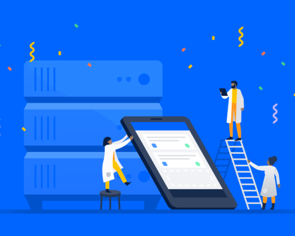 Keep work moving from anywhere with the Jira Server mobile apps