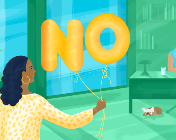 Boost your team's success by learning when to say no