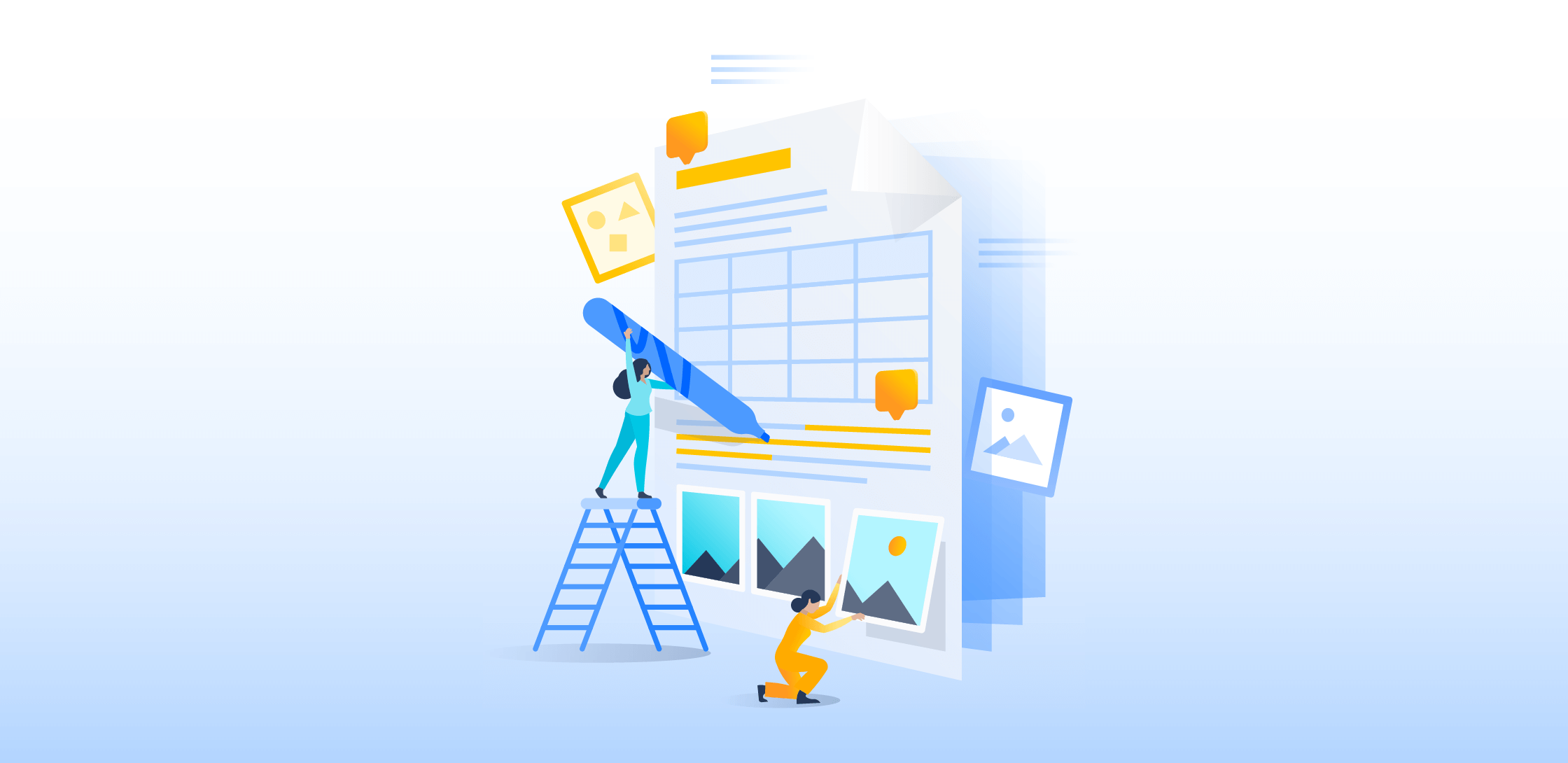 Best practices for working with tables in Confluence
