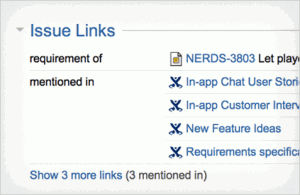 Remote Links to Confluence