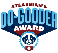 atlassian do-gooder award